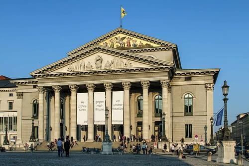 Oper für alle 2018: kostenlose Open-Air-Veranstaltung in München