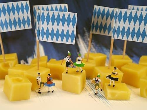 Kocherl Ball kostenlose bayerische Tanzkurse in München