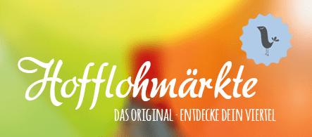 Hofflohmarkt Viehhof- / Schlachthof- / Dreimühlenviertel, München, Sa. 5. Mai 2018 · 10 – 16 Uhr